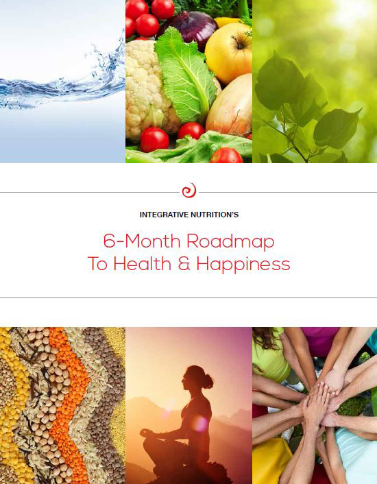 Healthy Roadmap Cover